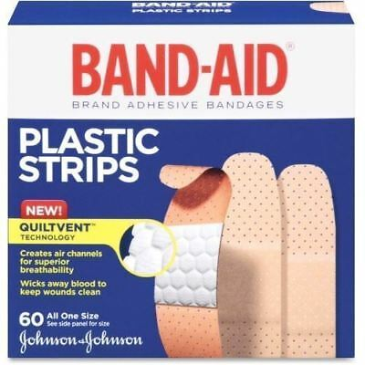 Band-Aid Plastic Bandages 5635