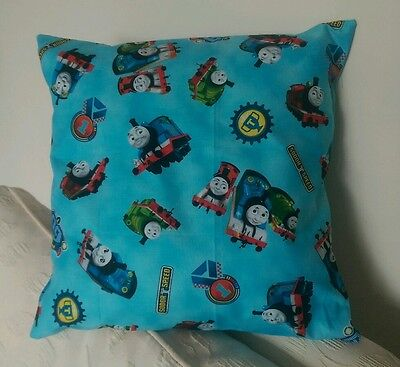 Thomas The Tank Engine cushion cover / pillow with cushion pad.