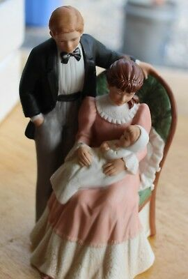 Victorian Family Figurine by Homco # 1401