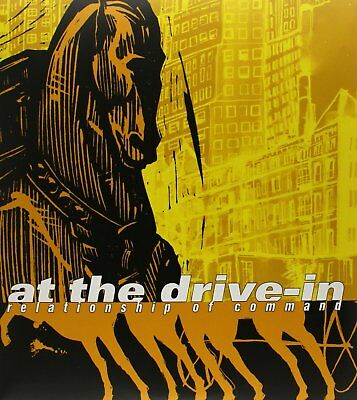 At The Drive To In Relationship Of Command Double Lp Vinyl 33Rpm Brand New