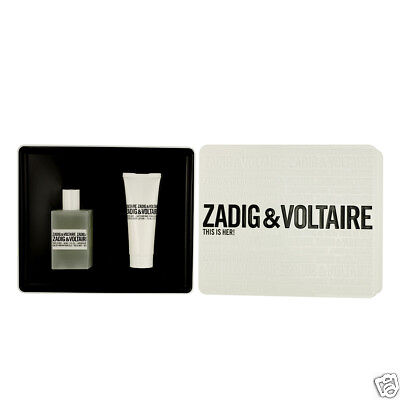 Zadig & Voltaire This is Her EDP 50 ml + BL 75 ml (woman)
