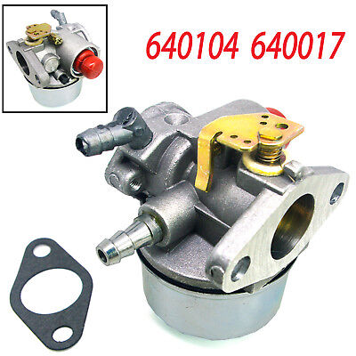 Carburetor For Tecumseh 640104 640017 A B C OHH45 OHH50 5hp OHV Carb US New