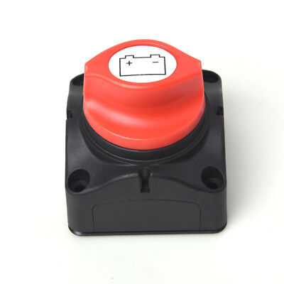 Us 300A Battery Master Kill Switch Isolator Disconnect Rotary Cut Off Car Boat