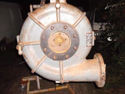 Diesel engine driven centrifugal water pump 676 GPM flood prevention,irrigation?