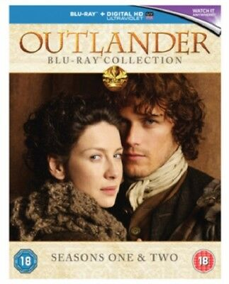 Outlander Season 1 + 2 Complete Series One Two Blu-ray Region B GST Included