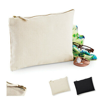 Westford Mill Kulturbeutel Canvas Accessory Bag Tasche S M L Neuware