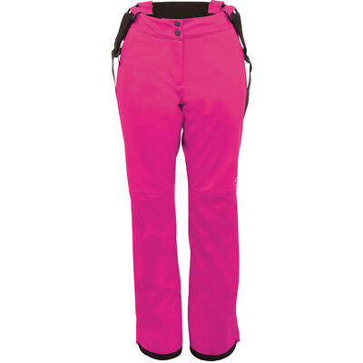 Dare 2B Stand For Ladies Ski Pants Snowboarding Salopettes Electric Pink