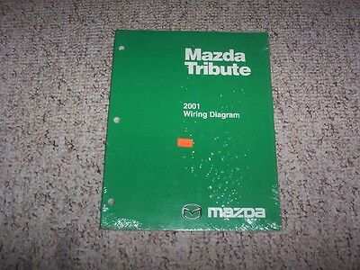 2003 mazda mpv factory original electrical wiring diagram manual 2001 mazda tribute factory original electrical wiring diagram manual book swarovskicordoba Image collections