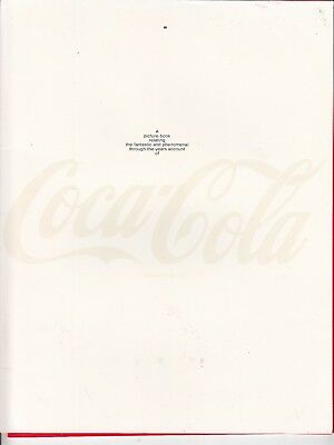 Coca-Cola Company  Picture Book  1972  Many Beautiful Pictures   32 Pages