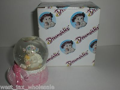 Dreamsicles Pink Baby Shoe for Girl 12146 Globe Collectible Cast Art Industries