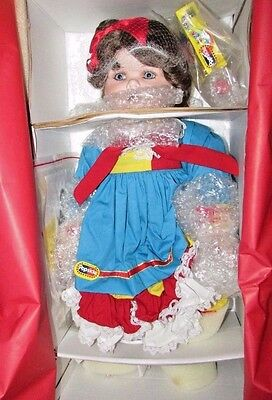 Vincent Defilippo Lucy 75Th Anniversary Popsicle Doll 186/500 Collector Doll