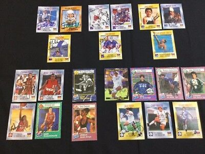 22 Sports Illustrated for Kids Autographed Olympics Cards All Women
