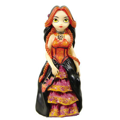 WOLF COUNTESS Fairy Ornament Jasmine Becket-Griffith Strangeling faery faerie