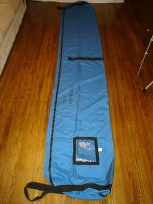 Trade Show Carpet Bag 10 X 20' Carrying Case Blue