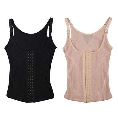 Breathable Cincher Vest Women Body Shaper Slim Waist Training Corset Shapewear