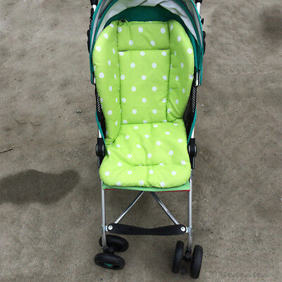 Baby Stroller Support Cushion Stroller Liner High Chair Car Seat Pad Accessory
