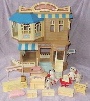 Sylvanian Families Brambles Department Store Chairs Dolls & Bears Fashion, Character, Play Dolls