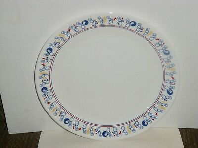 Corelle By Corning Pillsbury Doughboy 10 1/4 Inch Plate