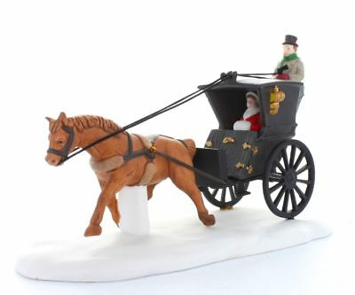 Dept 56 Dickens Village ~ Kings Road Cab ~ Mint In Box 55816