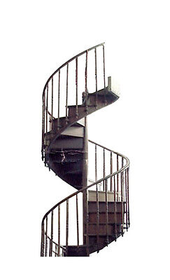 English Antique Spiral Staircase
