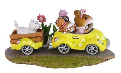 SPRING DRIVE by Wee Forest Folk, Mouse Expo 2015 Event Piece