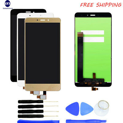 LCD Screen Display+Digitizer Touch+Tools For Xiaomi Hongmi Redmi Note 4