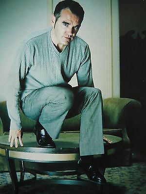 Morrissey - Magazine Cutting (Full Page Photo) (Ref Jd1)