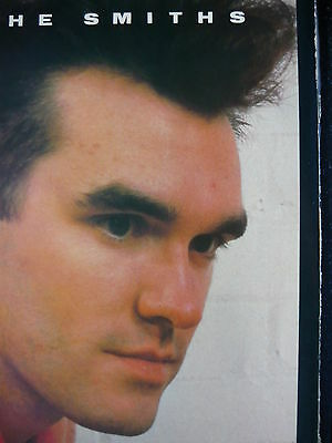 Morrissey (The Smiths) - Magazine Cutting (Full Page Photo) (Ref Zj)