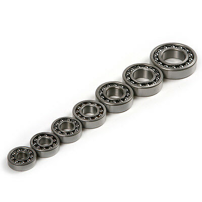 1pc Self Aligning Steel Double Row Ball Bearing 1200-1206 Inner 10mm-30mm