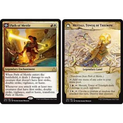MTG RIVALS OF IXALAN * Path of Mettle (Metzali, Tower of Triumph) *PRE-ORDER*