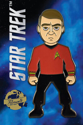 Scotty - exklusiver Sammler Collectors Pin Metall - Star Trek - Neuheit