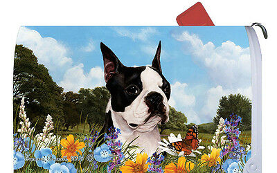 Mail Box Cover - Boston Terrier 56032