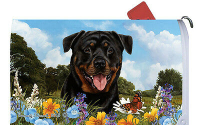 Mail Box Cover - Rottweiler 56002