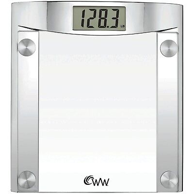 Weight Watchers Scales by Conair Digital Precision Glass Scale