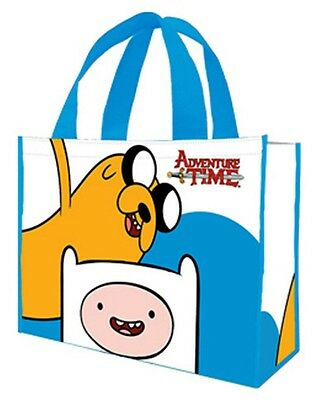 Adventure Time Large Shopper Shopping Bag Or Tote Vr B5
