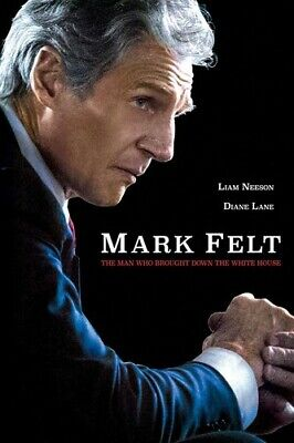 Mark Felt: Man Who Brought Down The White House (REGION A Blu-ray New)