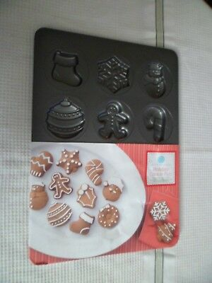 """Martha Stewart Collection Holiday Cookie Pan New Sweet Treats Cook 16""""x11.25"""""""