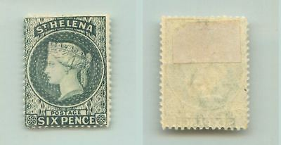 St Helena 1889 SC 6 mint perf 14,OG wmk 1 crown and CC . f2013