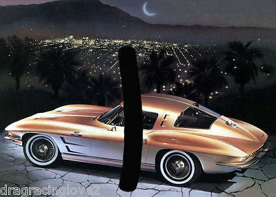 1963 Chevy Corvette Classic American Car Vintage Magazine/Print Ad PHOTO! COPY