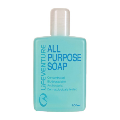 Lifeventure All Purpose Soap 200ml
