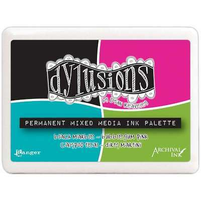 Dylusions Mixed Media Palette   789541047728