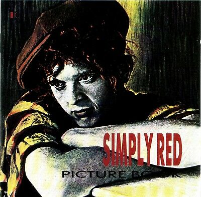 SIMPLY RED 'Picture Book' German East West CD EX 1985