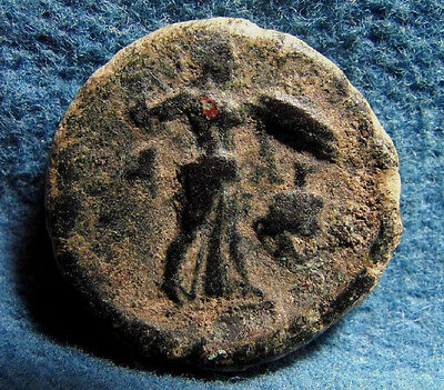 Ancient PAMPHYLIA, Side. 2nd-1st century BC. Æ 17mm. bronze collectible coin.