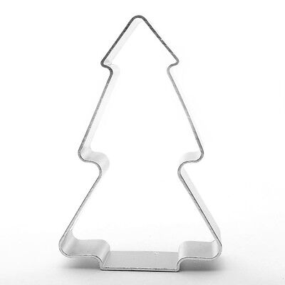 Christmas Tree Cookie Cutter Baking Cake Decorating Pastry Kitchen