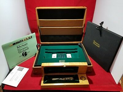"Parker Duofold Norman Rockwell Limited Edition Fountain Pen ""M""-nib (1825/3000)"