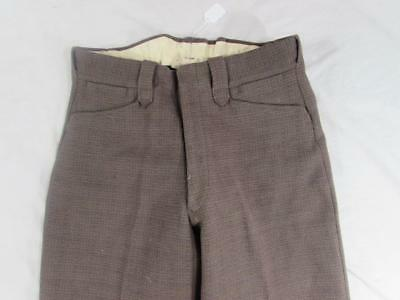 Vtg 40s 50s Pendleton Buckaroo Heavy Wool Pants 34x31.5 Western Work Wear Rare!