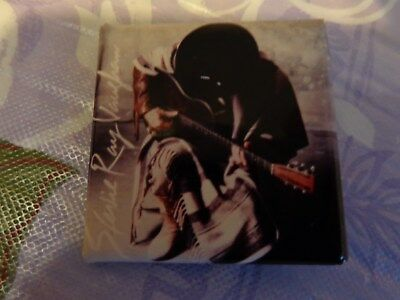 extremlly rare stevie ray vaugh concert pin button from MSG