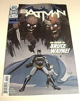 Batman #38 Origin Of Bruce Wayne New Villain Tim Sale Cover A Dc 1St Printing!