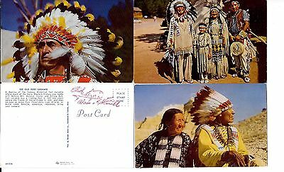 U.S.-Another load of 40 chrome Indian cards-all Chiefs- dupes-low price