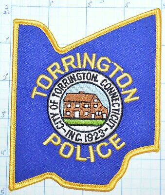 Connecticut, Torrington Police Dept Patch